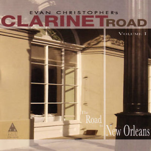 CD cover, Clarinet Road Volume 1