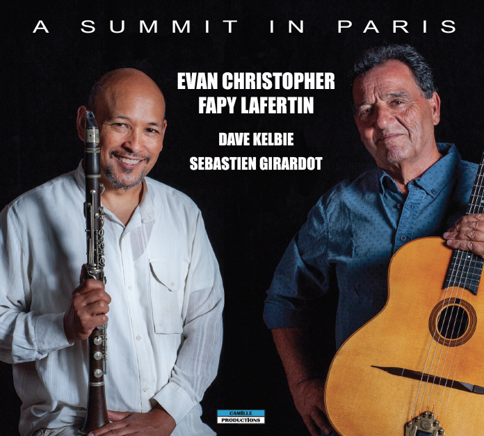 CD cover A Summit in Paris