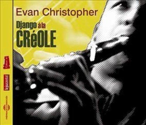 CD cover Django a la Creole