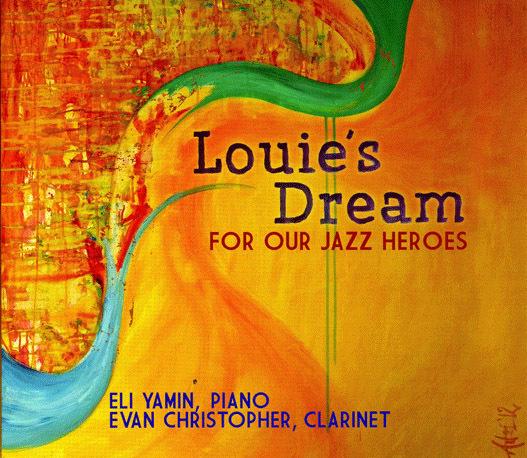 CD cover Louie's Dream