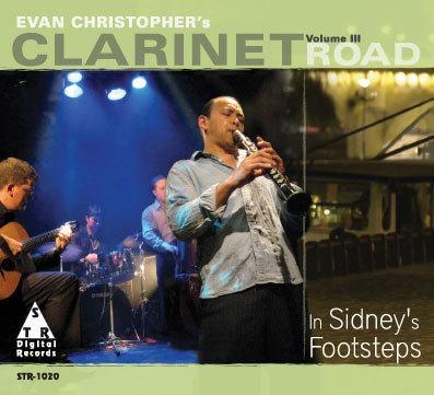 CD cover Clarinet Rad vol 3