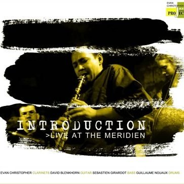 CD cover Live at the Meridien