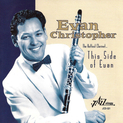 CD cover This Side of Evan