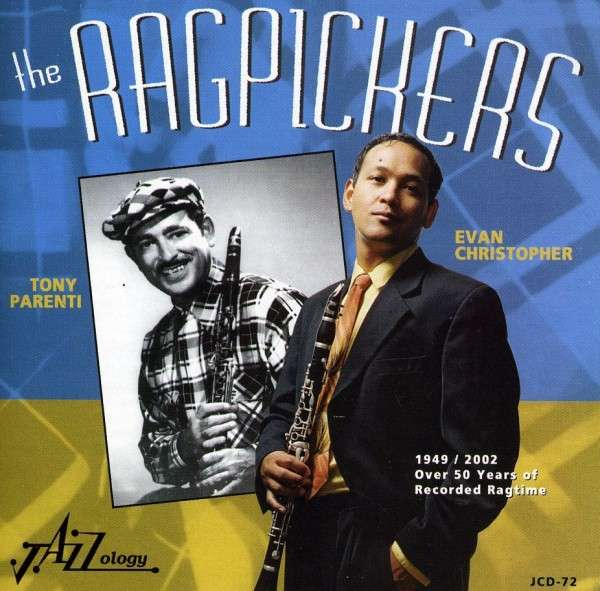 CD cover Ragpickers